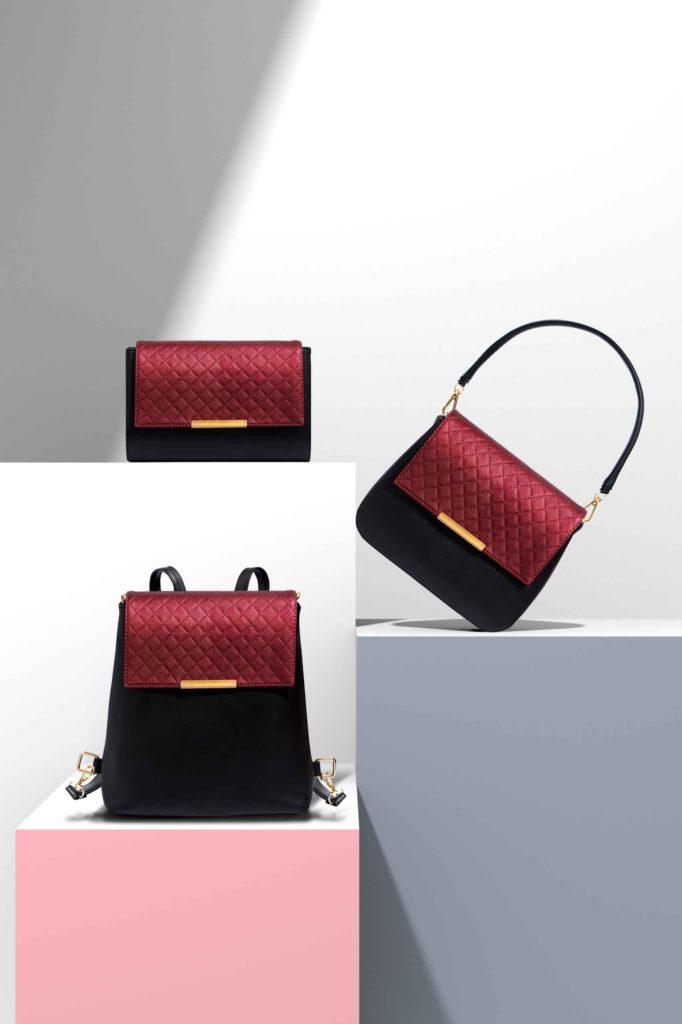 Concept shoot Bags